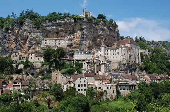 Rocamadour, alt orasel de poveste