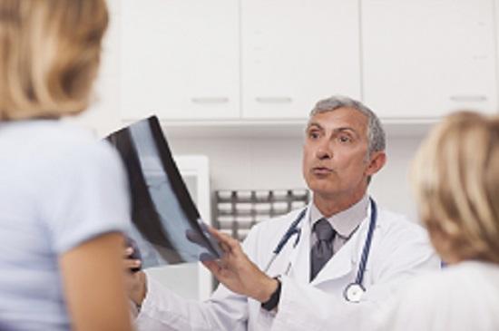 Radiografiile pot indica incheierea perioadei de crestere