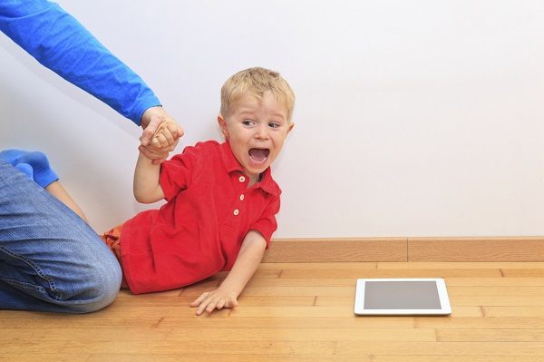 Greseala a parintilor- aplicarea unor pedepse corporale copilului