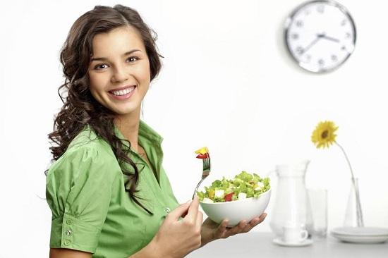 Mesele regulate pot contribui la accelerarea metabolismului