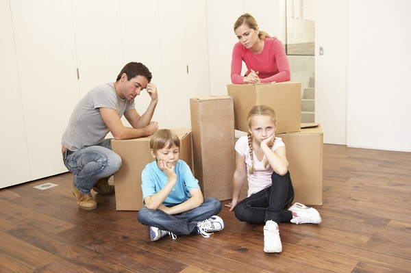 Mutarea intr-o noua locuinta poate crea stress