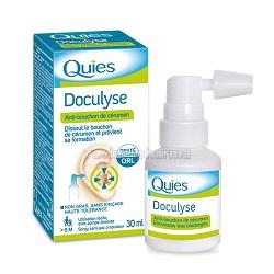 Doculyse spray auricular