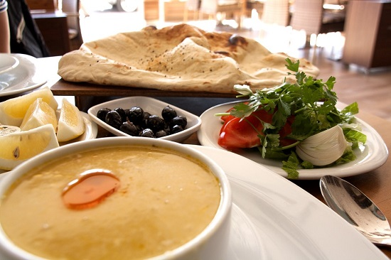 Supa traditionala din Turcia