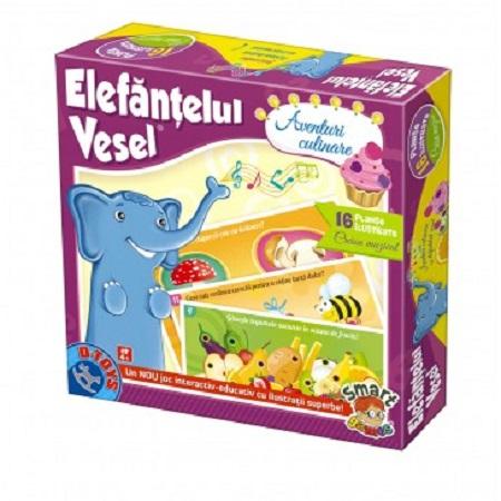 Joc Elefantelul vesel