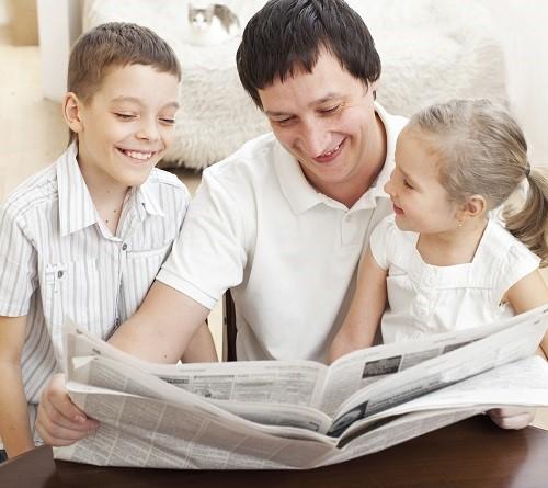 Dreptul copilului de a se informa din mass-media