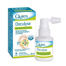 Doculyse spray auricular