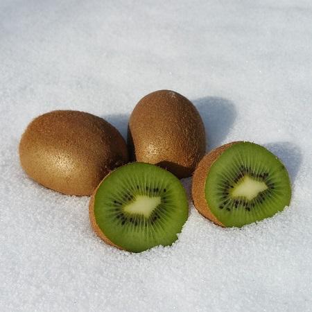 Kiwi pe zapada