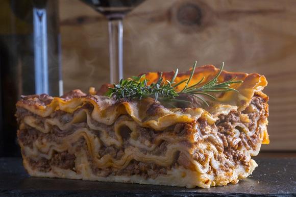 Bucata de Lasagna