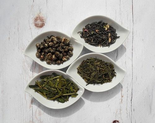 Frunze de ceai verde