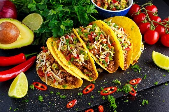 Tacos cu de toate