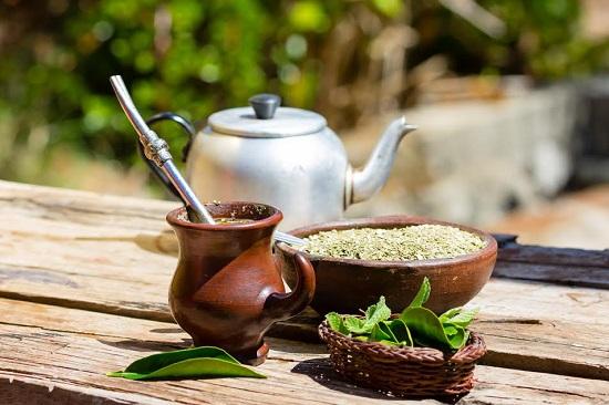 Iarba Mate si ceai