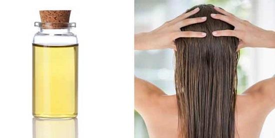 Uleiul de ricin poate fi folosit ca balsam pentru par