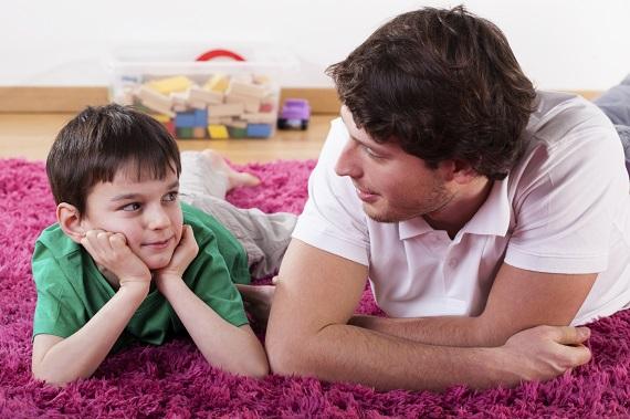 Truc dupa divort: fiecare dintre parinti trebuie sa petreaca cat mai mult timp cu copilul