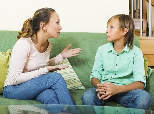 Sfatul specialistilor: stabiliti limite si asteptari pentru comportamentul copilului