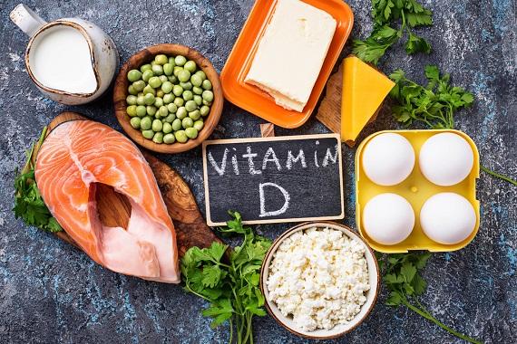 Alimente care sunt sursa de vitamina D