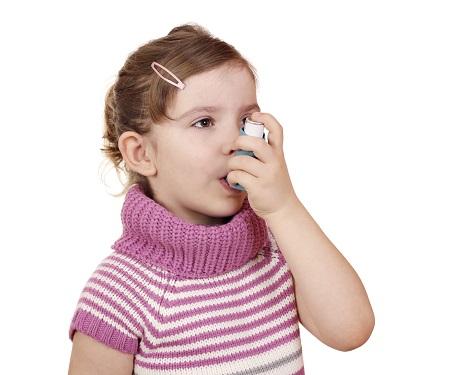 Astmul bronsic la copii