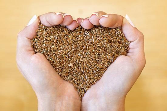 Uleiul de in este bun pentru sanatatea inimii