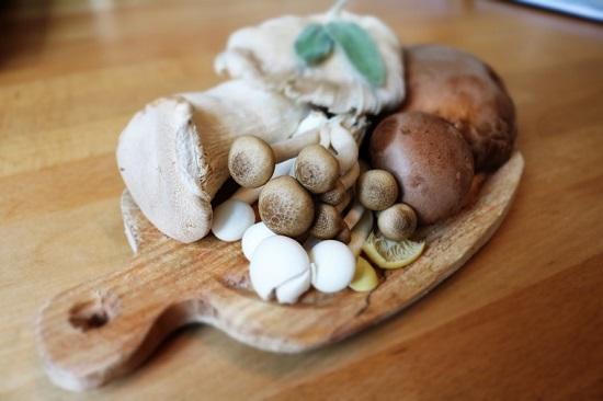 Ciupercile sunt o sursa de proteine