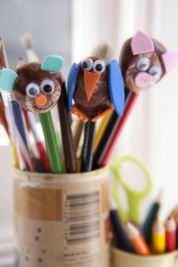 capete pentru creioane