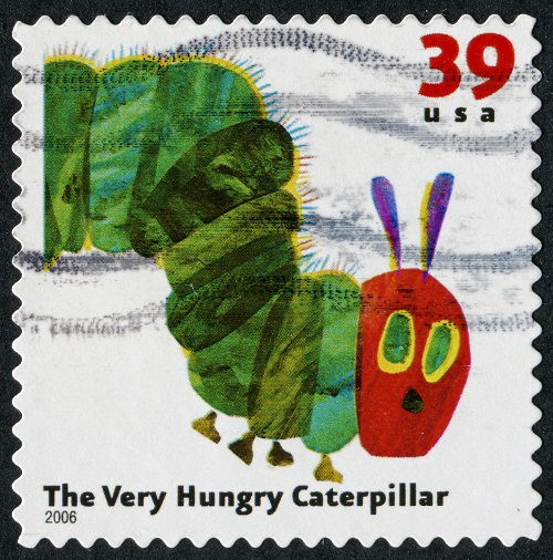 Imagine The Very Hungry Caterpillar