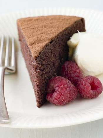 Desert rapid de Revelion: Prajitura cu cacao