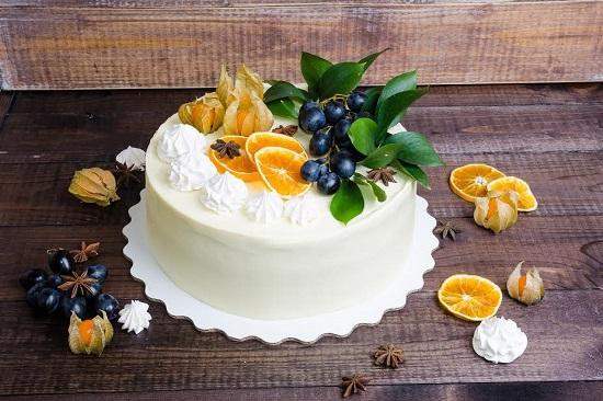 Tortul de portocale, un tort numai bun pentru Revelion