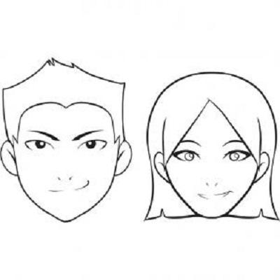 Cum sa desenezi o fata- ultima etapa de lucru