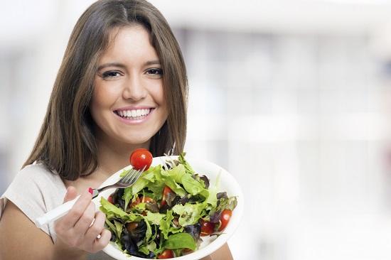 Adoptarea unei diete sanatoase, unul dintre metodele de tratare a asteniei de primavara