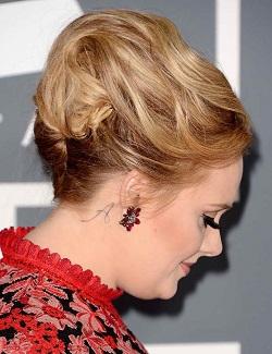 Tatuaj Adele