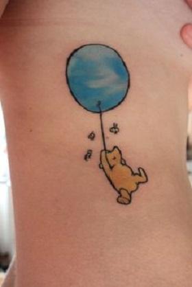 Tatuaj cu ursulet