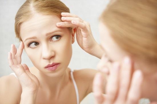 Exercitiile faciale sunt utile pentru ridurile de expresie