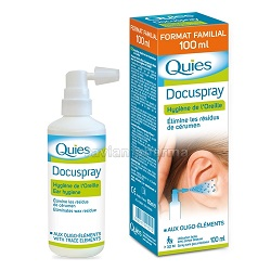 Spray auricular DocuSpray