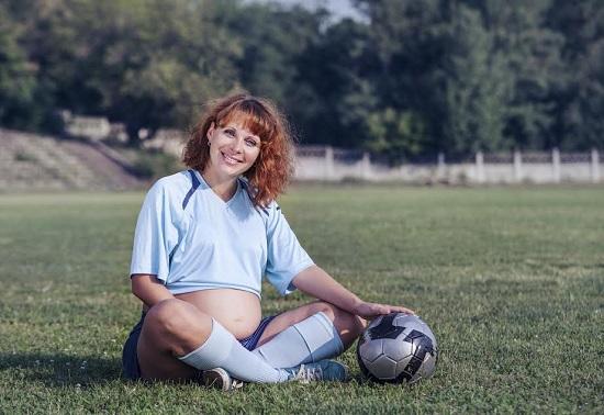 Sporturile de contact trebuie evitate in timpul sarcinii