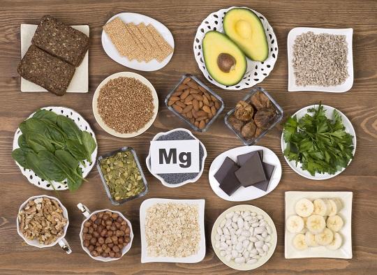 Alimente ce contin si magneziu