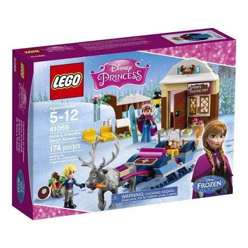 Lego Anna si Kristoff