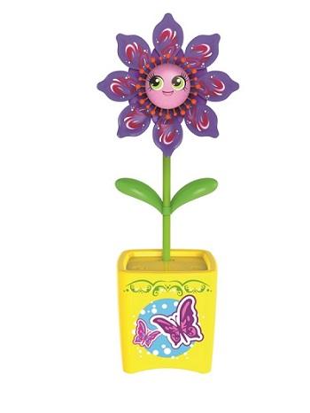 Floare interactiva