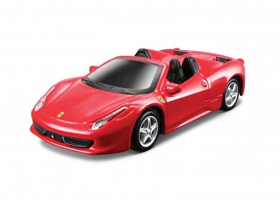 Mini-model Ferrari