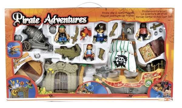 Set de joaca Pirati
