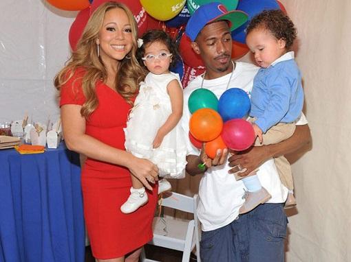 Copiii lui Mariah Carey s-au nascut datorita fertilizarii in vitro