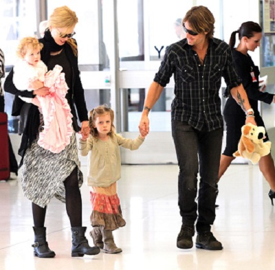 Nicole Kidman a devenit mama datorita fertilizarii in vitro