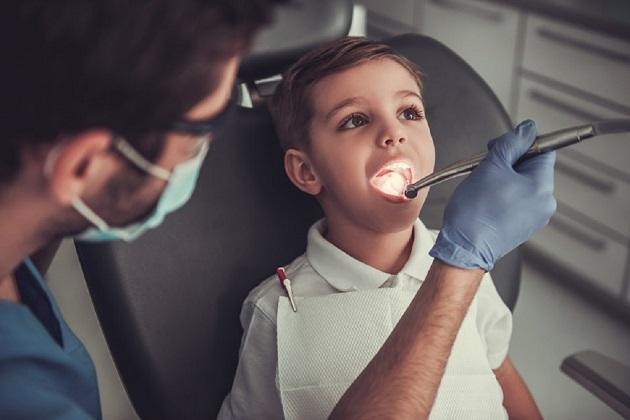 copilul cu 526 dinti