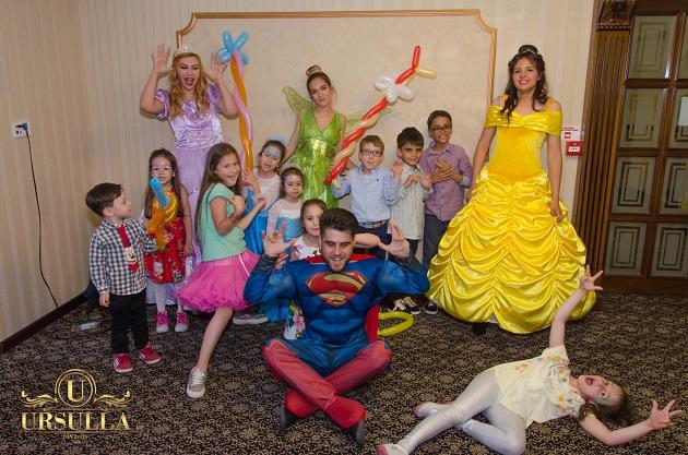 animatori petrecere copii distractie