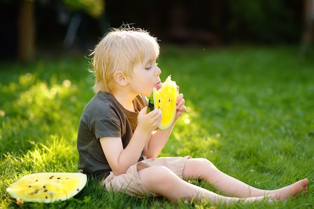 pericolele consumului de pepene galben