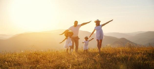 vacantele dese ajuta la dezvoltarea copilului tau