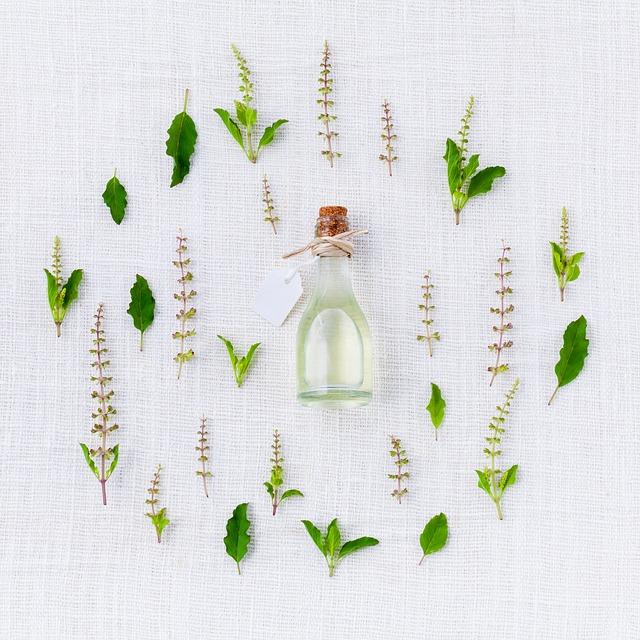 parfum plante esente