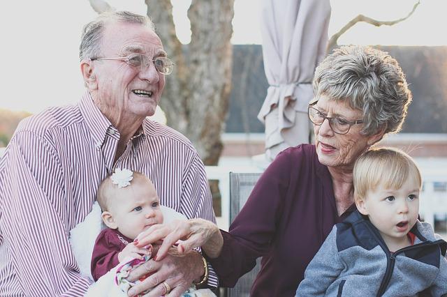 bunici si nepoti