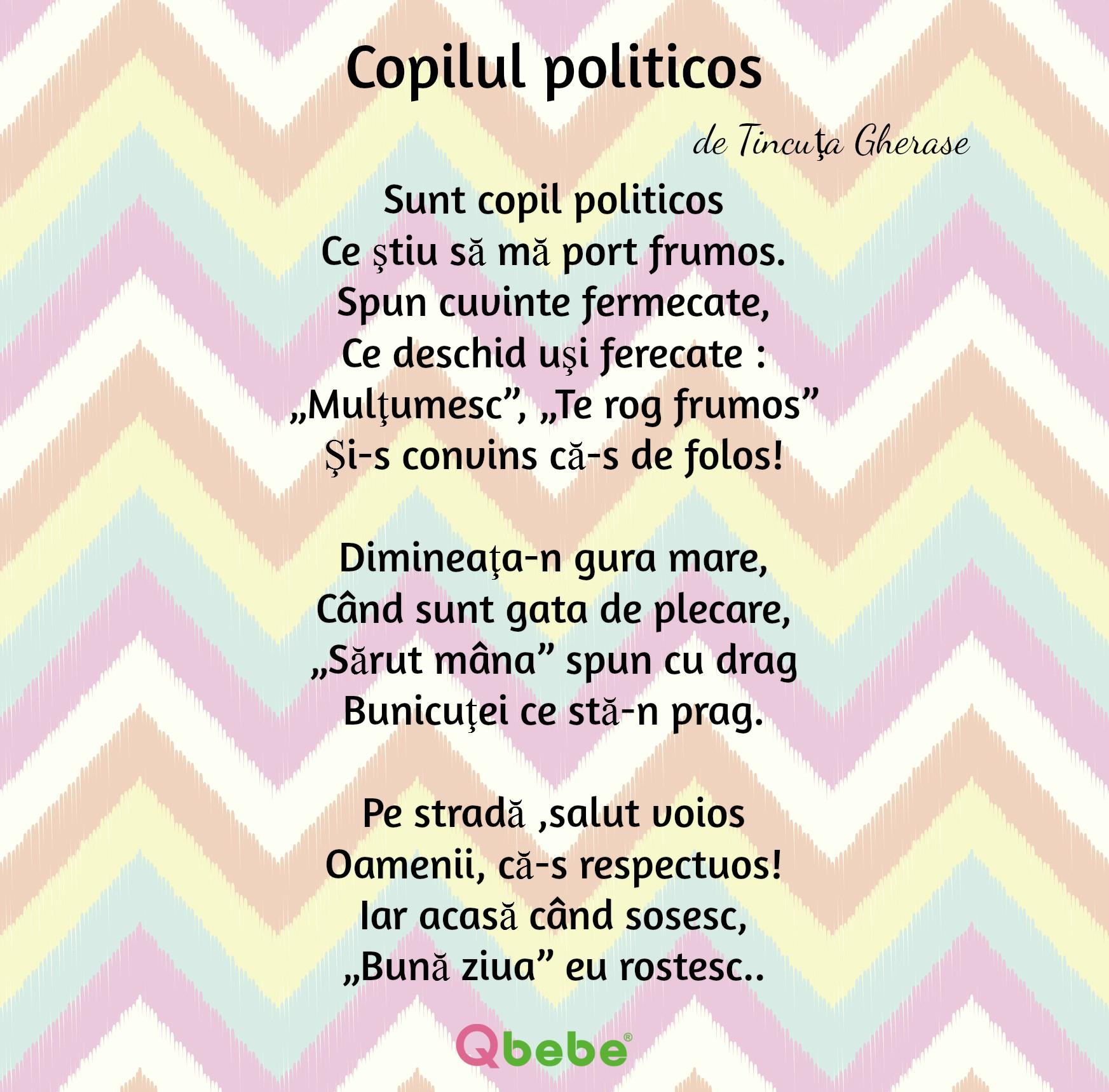Copilul politicos