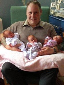 tata tripleti