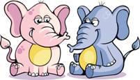 elefantelul curios
