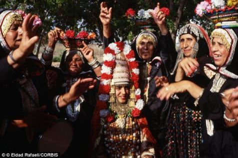 fete Yemen casatorie